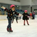 アイススケート⑤